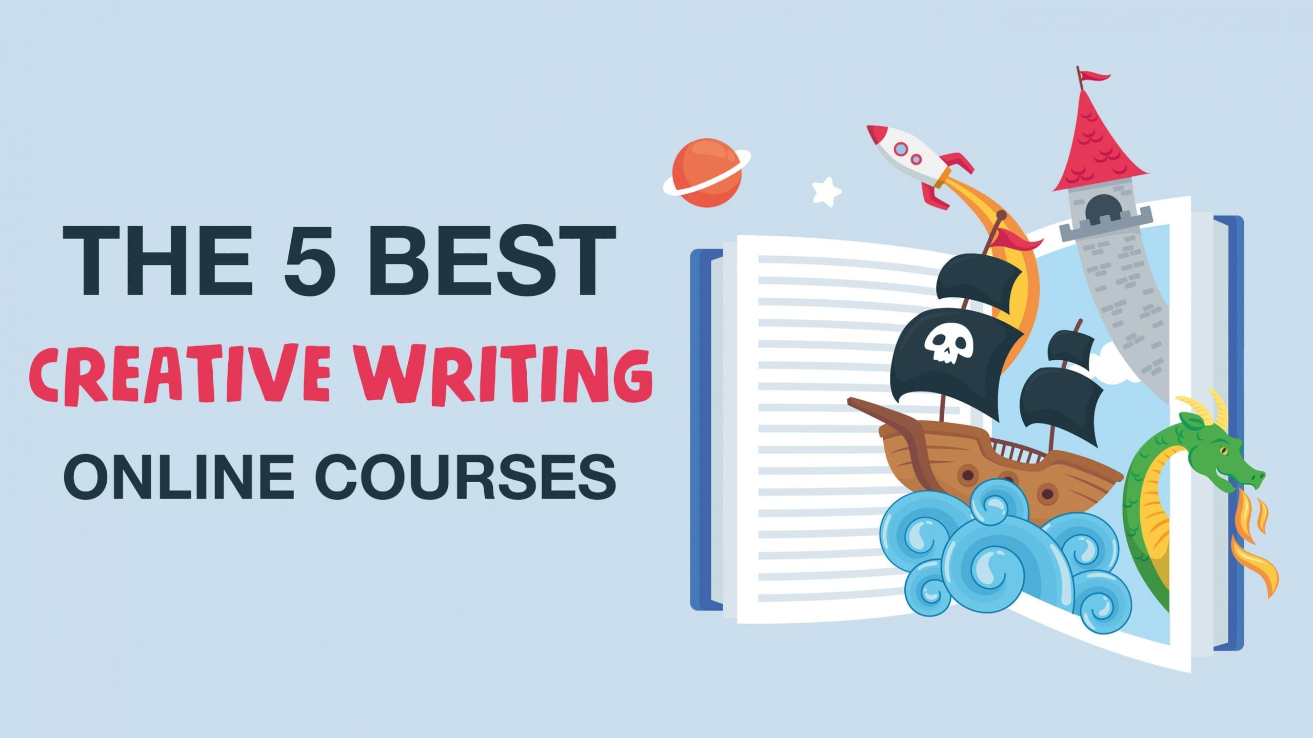Creative Writing Classes Online