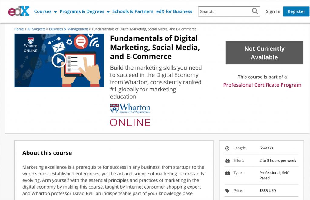 fundamentals of digital marketing image