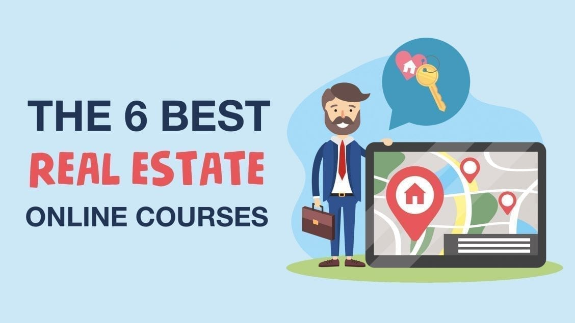 real estate online courses feature