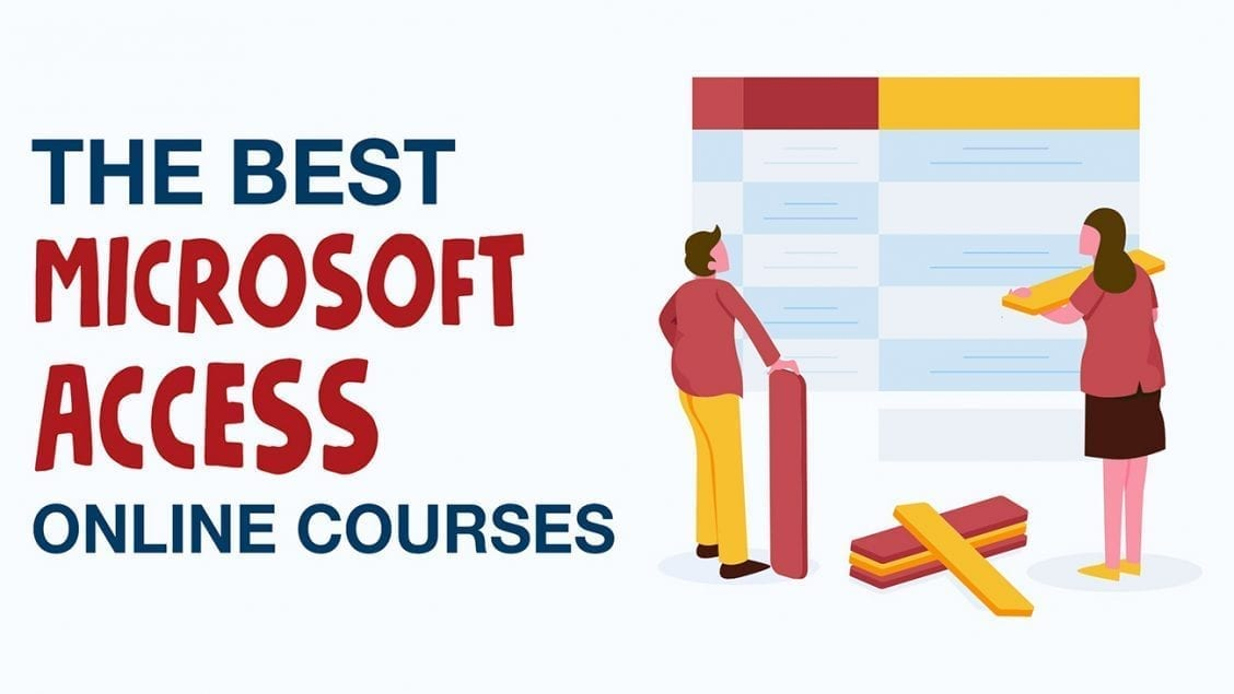 Microsoft Access courses feature image