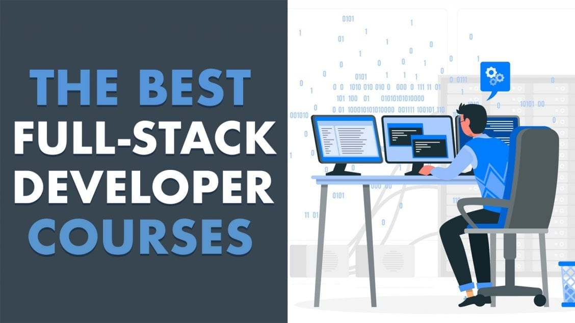 full-stack developer courses