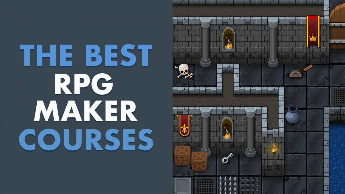 rpg maker courses feature