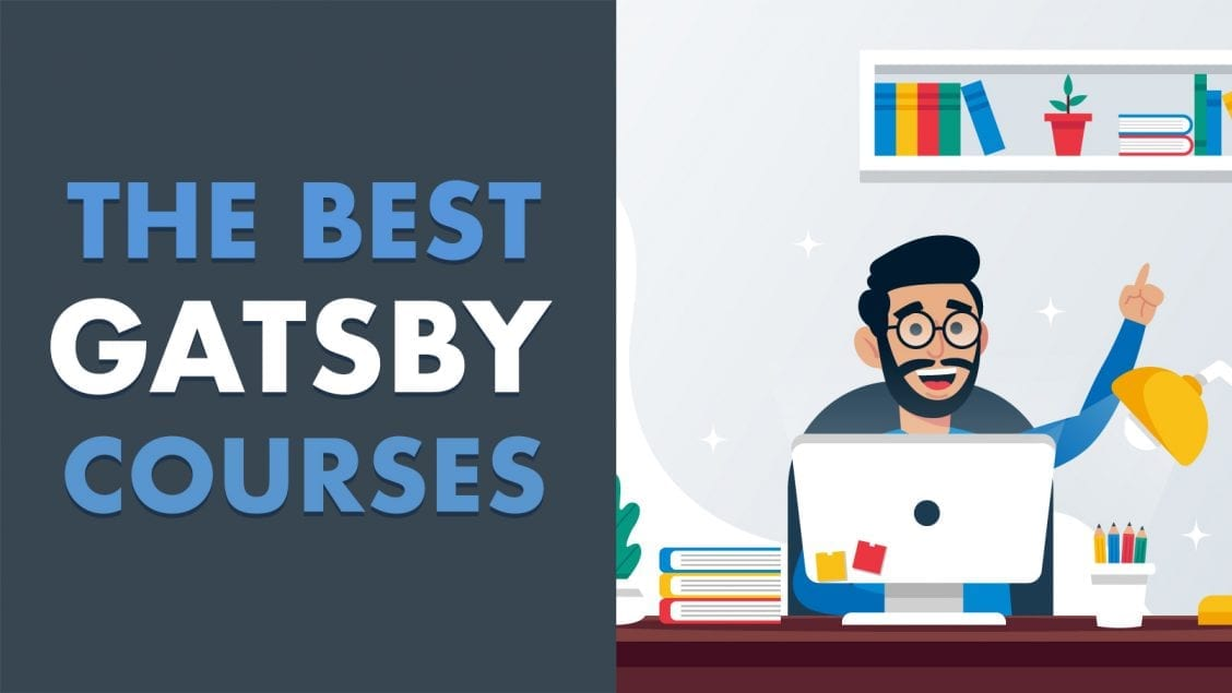 best gatsby online courses feature image