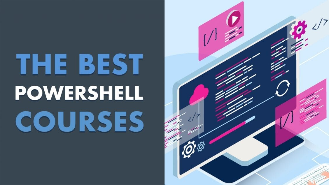 best powershell online courses feature image